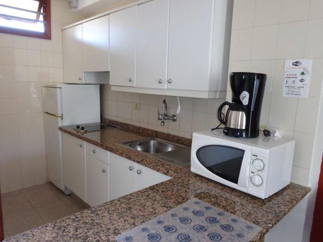 Kitchen - Farilaga Apartment, Playa del Ingles, Gran Canaria
