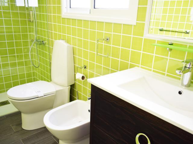 Bathroom - Tazartico Apartment, Vecindario, Gran Canaria