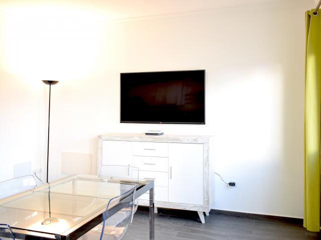 Living Room - Tazartico Apartment, Vecindario, Gran Canaria