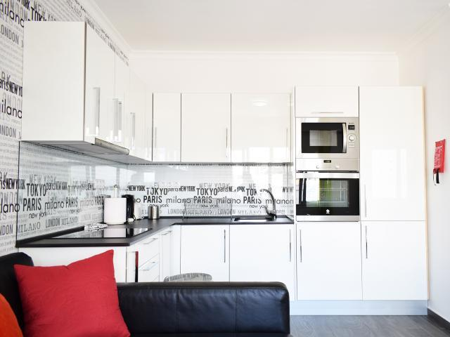 kitchen - Tazartico Apartment, Vecindario, Gran Canaria